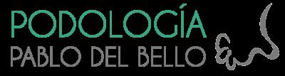 podología Pablo Del Bello Alicante logotipo